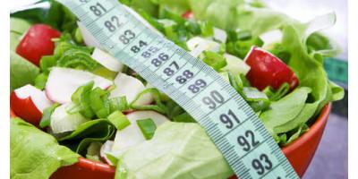 Калькулятор калорій для схуднення