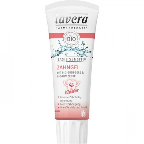 Зубна паста для дітей 75 мл Bio Lavera