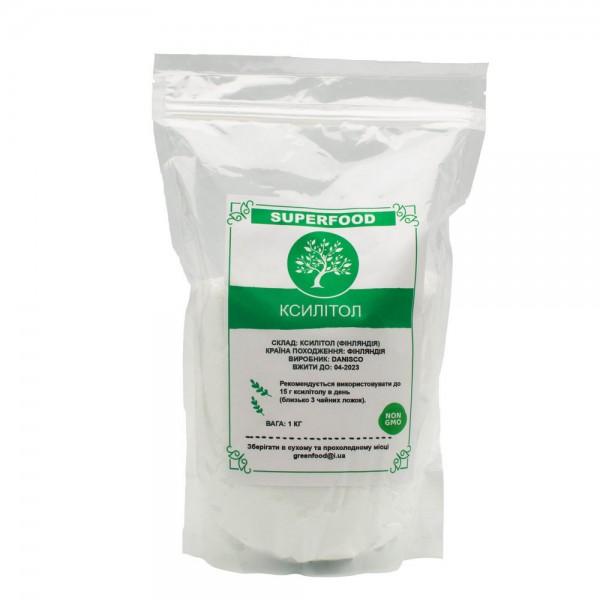 Ксилітол (березовий цукор)