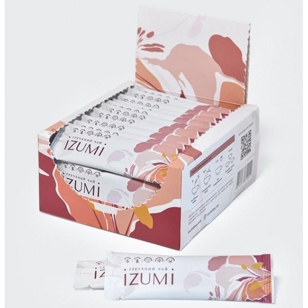 Гречаний чай в стіках Izumi