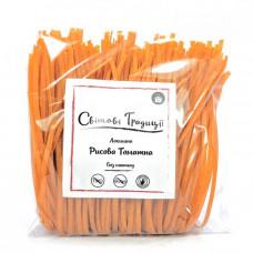 Локшина рисова томатна 300 грам Світові традиції