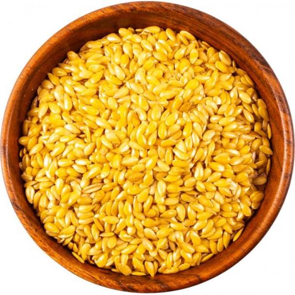 Насіння льону золотистого