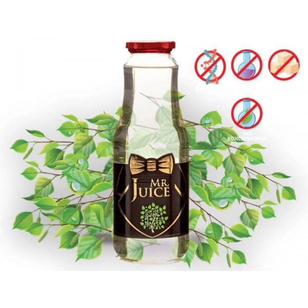 Натуральний Березовий сік 1000 мл Mr. Juice