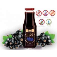Натуральний Чорносмородиновий сік з м'якоттю 1000 мл Mr. Juice