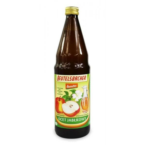 Органічний яблучний оцет нефільтрований 5% 750 мл BEUTELSBACHER