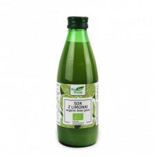 Органічний сік з лимону 250 мл Bio Planet