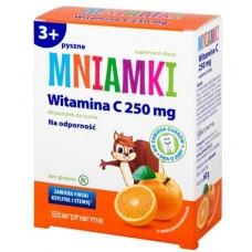 Пастилки з вітаміном C для дітей Starpharma