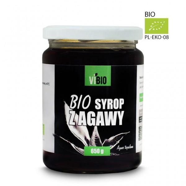 Органічний сироп агави Vivio