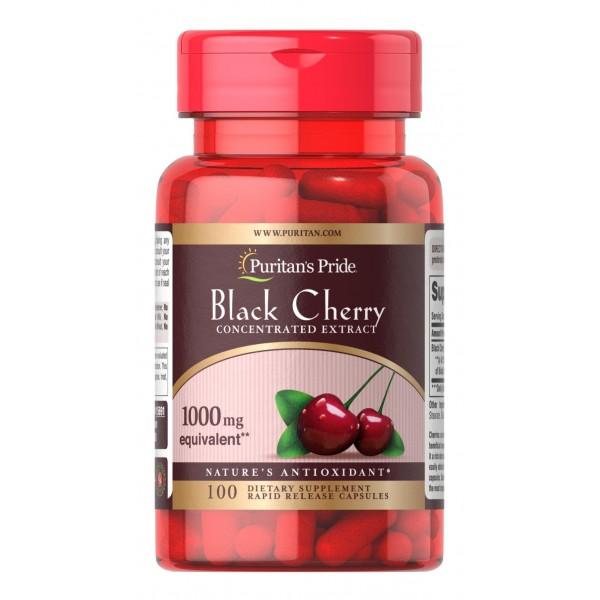 Екстракт черешні (Black Cherry), Puritan's Pride - США