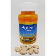 Залізо 50 мг (Ideal Iron), Thompson - США