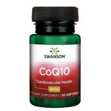 Коензим Q10 100 мг (Ultra COQ10), Swanson - США
