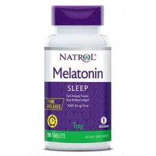 Мелатонін 1мг  (Melatonin), Natrol - США