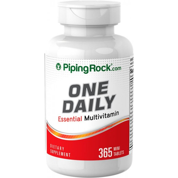 Мультивітаміни (One Daily Essential Multi), Piping Rock - США