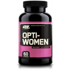 Мультивітаміни для жінок (Opti-Women), Optimum Nutrition - США
