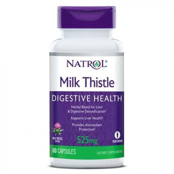 Розторопша 525мг (Milk Thistle), Natrol - США
