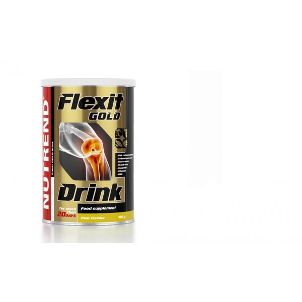 Флексіт Голд для захисту суглобів 400г (Flexit Drink Gold) , Nutrend - Чехія