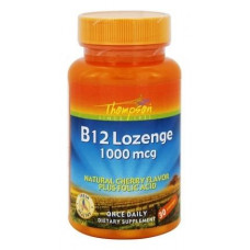 Вітамін В12 1000 мкг (B12), Thompson - США