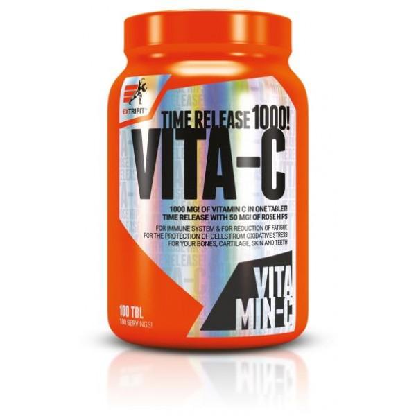 Вітамін С 1000мг (Vita C), Extrifit - Чехія
