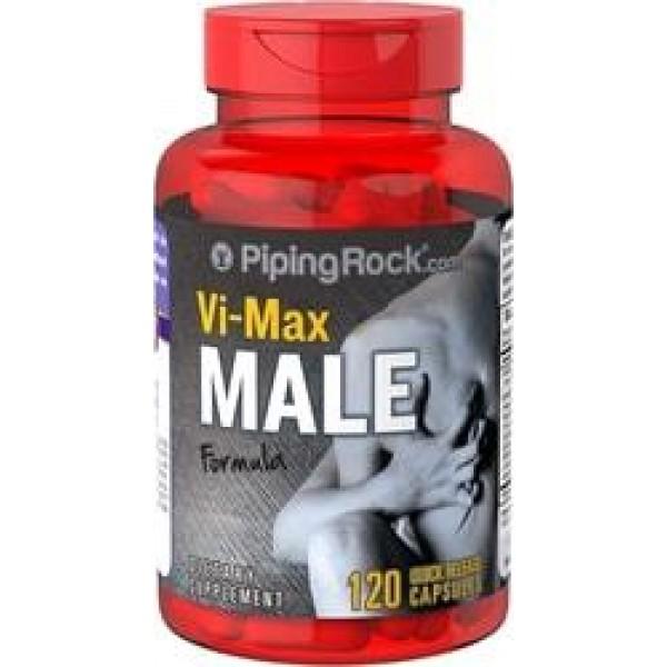 Вітаміни для чоловічої сили (Vi-Max Men Only), Piping Rock - США