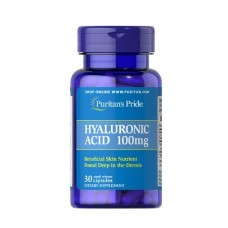 Гіалурунова кислота 100 мг (Hyaluronic Acid), Puritan's Pride - США