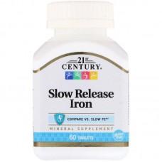 Залізо, Iron, 21st Century, 60 таблеток