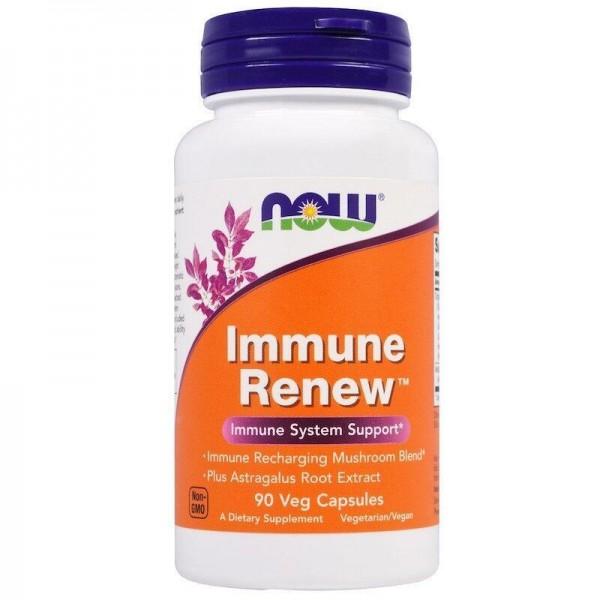 Вітаміни для імунітету Immune Renew, Now Foods, 90 капсул