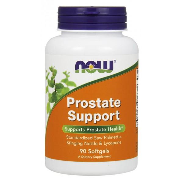 Здоров'я простати, Prostate Support, Now Foods, 90 капсул