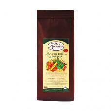Мелена зелена кава з імбирем 250 г