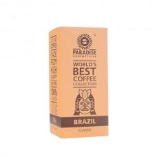 Мелена кава Paradise Бразилія Сантос 125 г