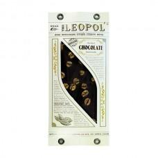Шоколад чорний Leopol золота кава 95 г