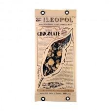 Шоколад чорний Leopol пекан 95 г