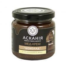 Мед-крем Асканія Шоколад 250 г