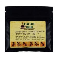 Ванільний ароматизатор Cacao Bob натуральний 30 г