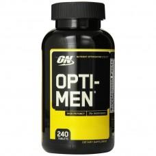 Вітаміни Opti-Men 240 tabl Optimum Nutrition