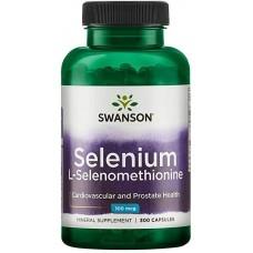 Selenium 100mcg 300 caps Swanson