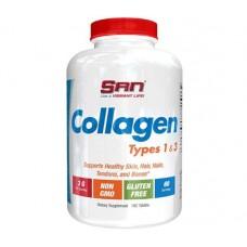 Якісний колаген 1 і 3 типу Collagen Types 1 & 3 Powder 180 tabl San