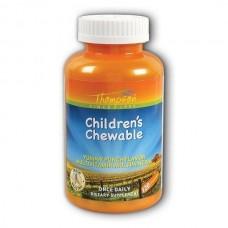 Вітаміни для дітей Children's Chewable 120 chewable Thompson