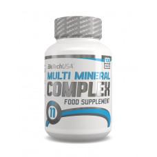 Мінерали Multimineral Complex 100 tabs Biotech