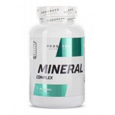 Вітаміни Progress Nutrition Mineral Complex 90 tab Biotech