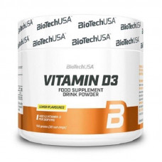 Vitamine D3 150 g (Lemon) Biotech