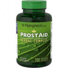 Травяной комплекс ProstAid Herbal Complex 200 Capsules Piping Rock