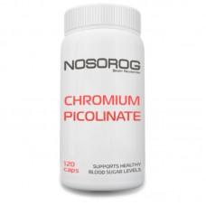 Вітаміни Chromium Picolinate 120 капс Nosorog