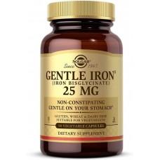 Iron 25 mg 90caps Solgar